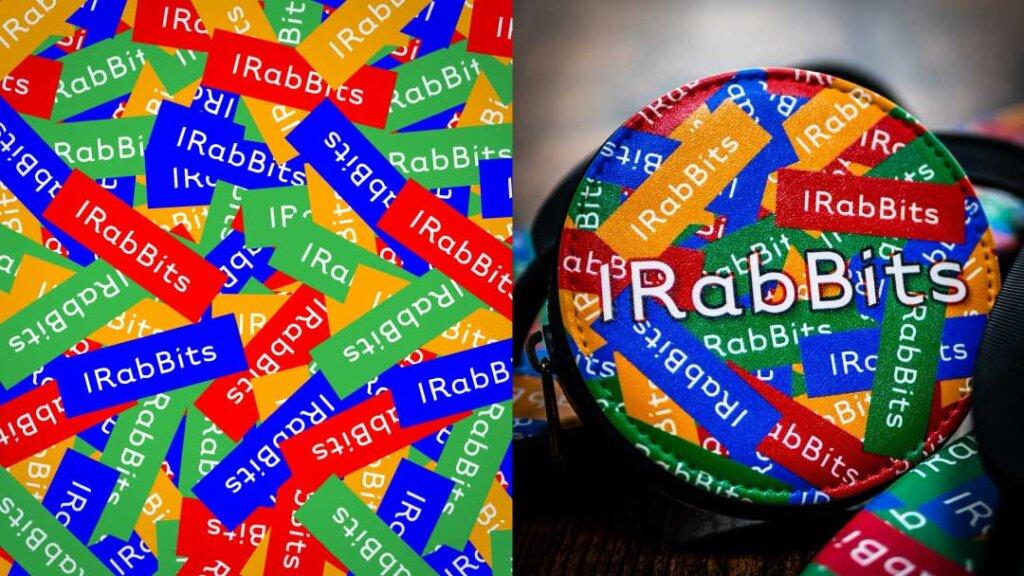 IRabBits ロゴデザイン