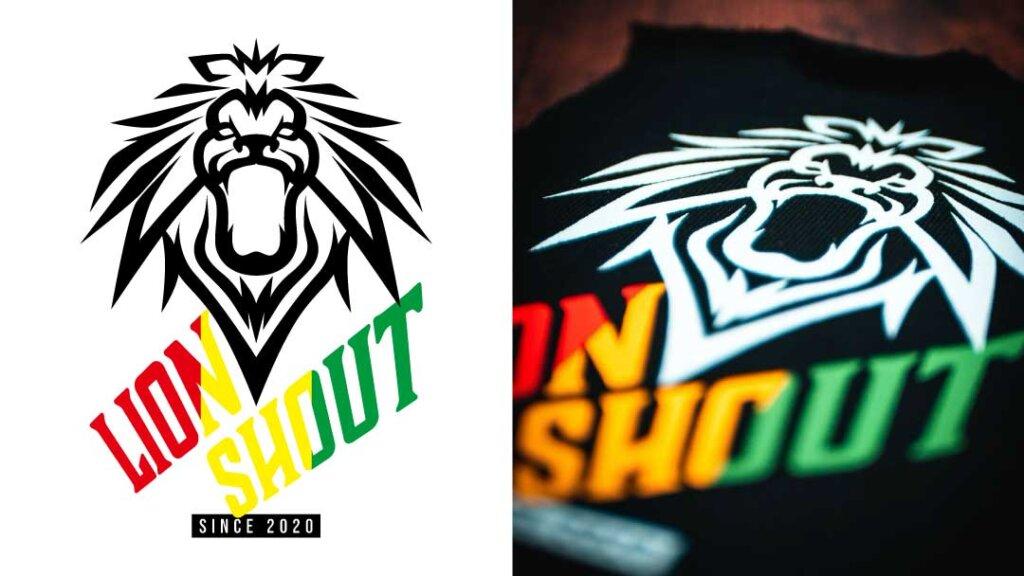 株式会社LION SHOUT ロゴデザイン